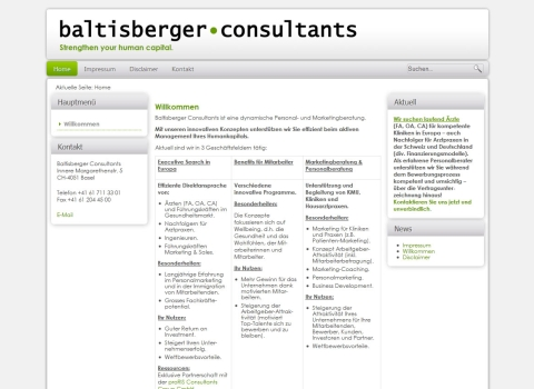 Baltisberger-Consultants