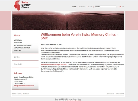 Swiss Memory Clinics - SMC
